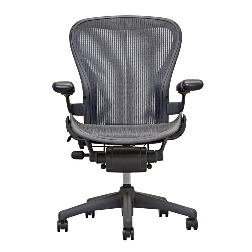 Aeron Chair By Herman Miller Basic Model