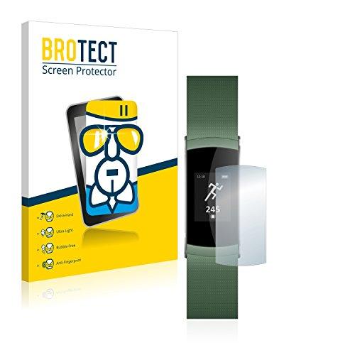 BROTECT Panzerglas Schutzfolie kompatibel mit Wiko WiMate - 9H Extrem Kratzfest, Anti-Fingerprint, Ultra-Transparent