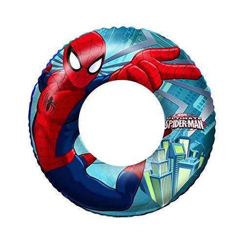 Lively Moments Anello di nuoto Spiderman circa 51 cm