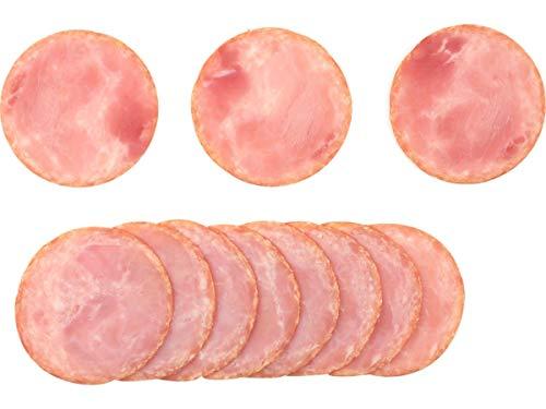 Tyson Wilson Canadian Sliced Pork Roll, 5 Pound -- 2 per case.