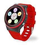 ZGPAX S99 for Android for iOS WiFi V4.0 Smart Watch red zgpax S99