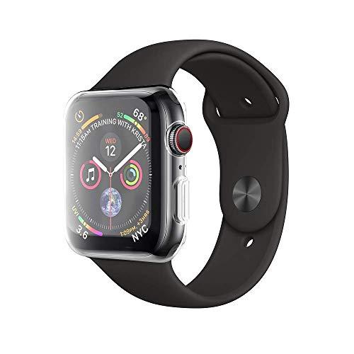 Capa Case Para Apple Watch Tpu Proteção 360 Series 1 2 3 4 tamanho 38mm