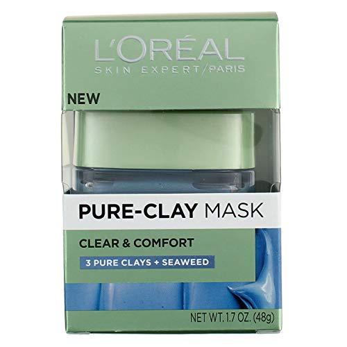 L'Oreal Purify & Mattify Pure-Clay Mask