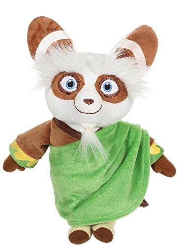 Gipsy 070639 - Peluche di Shifu (Kung Fu Panda), 18 cm, Colore: Multicolore
