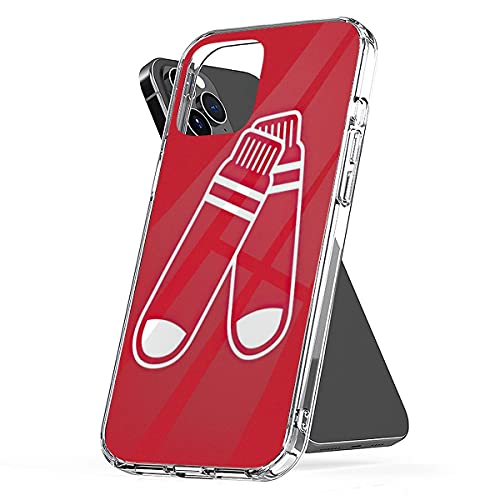 Phone Case Compatible with iPhone Boston Plus Tube 6 Sox Xr 7 8 X Xs 11 12 Pro Max Se 2020 Mini Accessories Scratch Waterproof