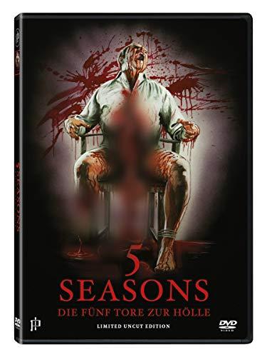 5 SEASONS - Die fünf Tore zur Hölle - Olaf Ittenbach - Limited Uncut Edition [DVD]