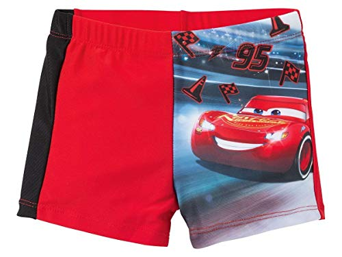 lupilu Jungen Badeshorts Badehose Shorts Boxer Schwimmhose Cars 134-140