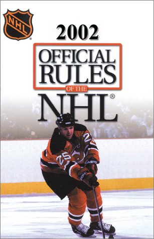 Official Rules of the Nhl 2001-2002