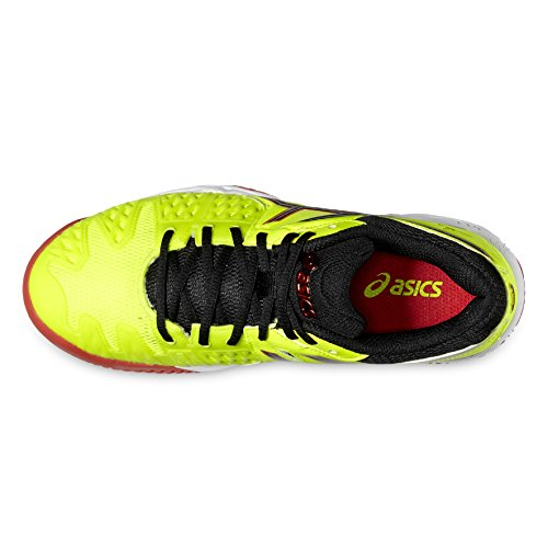 ASICS GEL BELA 5 SG GS NIÑO AMARILLO C504Y 0790: Amazon.es ...