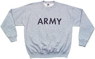 Fox Outdoor Products Army Crewneck Sweatshirt