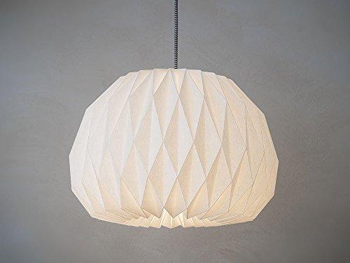 FACING THE MOON ◉◉◉ Origami-Lampenschirm