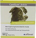 Alfavet CaniGum Artrin Kauriegel bei Artrose und Osteoarthritis, 6 x 28 g