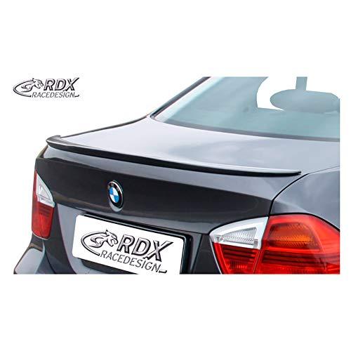 RDX Racedesign RDDS080 Lèvre Spoiler arrière sur Mesure pour BMW Série 3 E90 Sedan (PU)