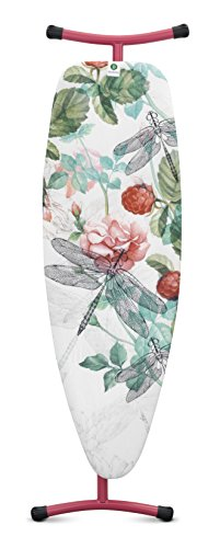 Brabantia Ice Water Ironing Board with Silicone Heat Pad, L 135 x W 45 cm, Size D