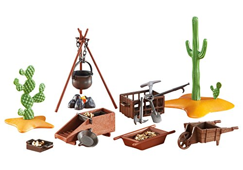 Playmobil 6479 Goldgräbercamp (Folienverpackung)