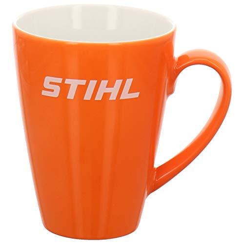 Stihl Tasse aus Porzellan, 04642570000, Orange