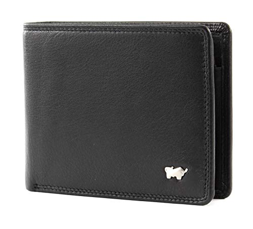 Braun Büffel Golf Geldbörse Leder 12,5 cm