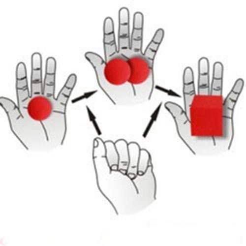 SOLOMAGIA Il mistero della Pallina in cubo - Ball to Square Mystery - Magia con Palline