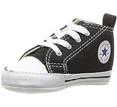 Converse First Star Crib Shoes
