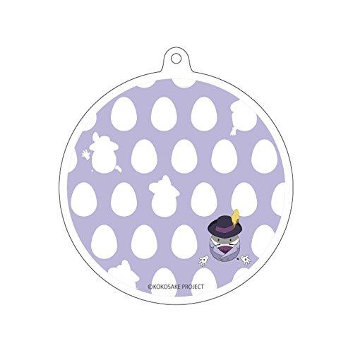 I got acrylic key ring heart I want to cry. 03 egg fairy