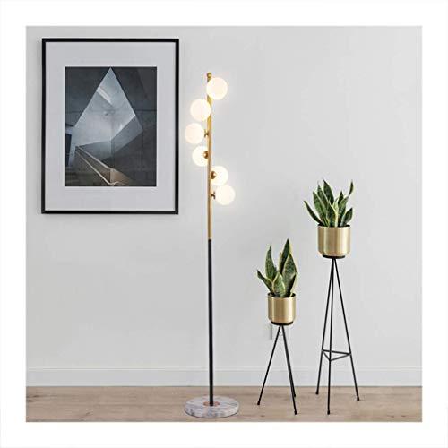Vloerlamp, Retro Luxe Woonkamer Studie Slaapkamer, Vloerlamp Staand