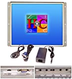 19 Inch Arcade Game LED Monitor, for Jamma, MAME, and Cocktail Game cabinets, Also Industrial PC Panel Mount