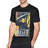 Beast'S Belly #Steven Seagal, Byron Mann, Ching Short Sleeve T Shirts for Men Large