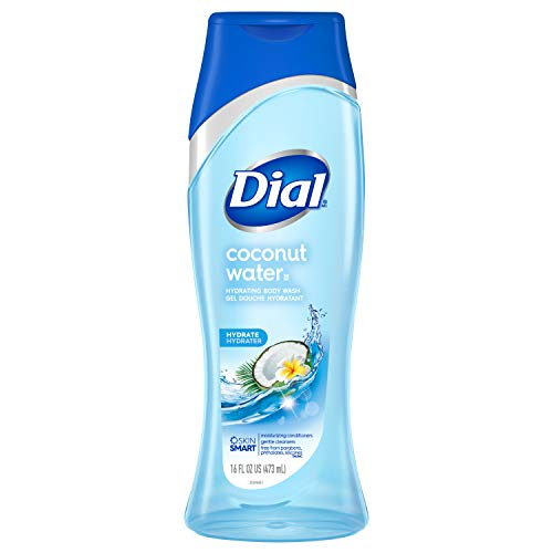 16-Oz Dial Hydrating Body Wash (Coconut Water) $2.13 w/ S&S + Free Shipping w/ Prime or on $25+