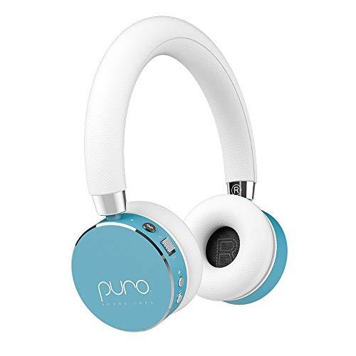 Puro Sound Labs BT2200 Volume Limited Kids' Bluetooth Headphones –...
