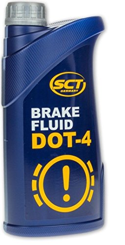 SCT Germany MANNOL Bremsfluessigkeit DOT 4 1L DP88944
