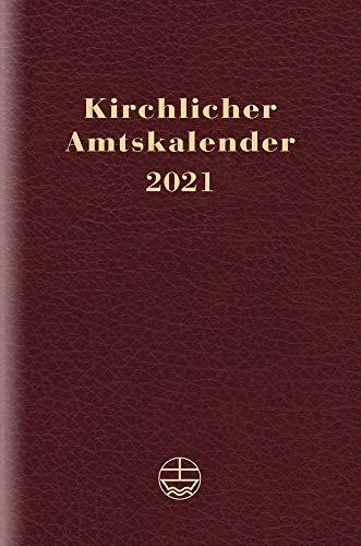 Kirchlicher Amtskalender 2021 – rot