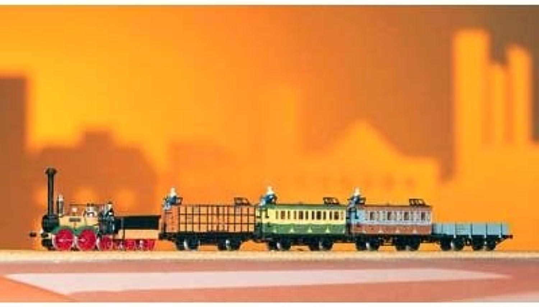 Piko 58105 - Zugset Saxonia mit Broschüre