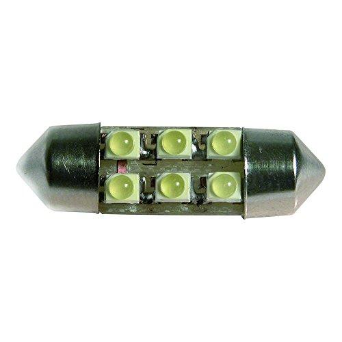 Carpoint 0730307 31Mm 6 SMD LED Blanche 12V
