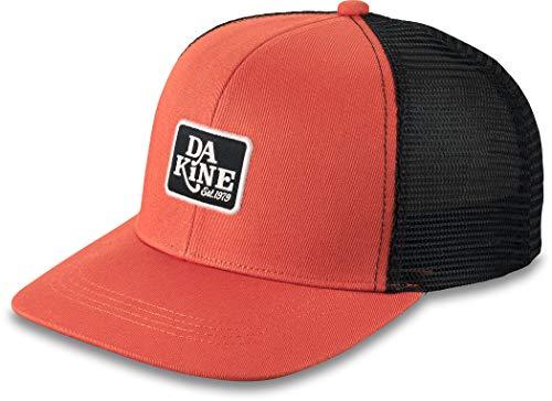 Dakine Mens Classic Logo Trucker Caps, Sunflare, Os