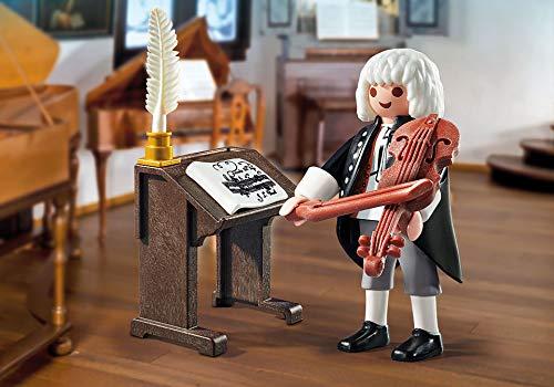 Johann Sebastian Bach Playmobil (70135)