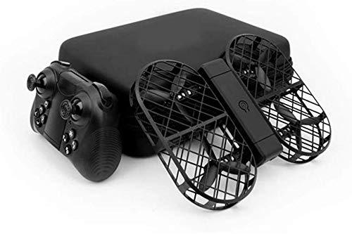 Mnjin Ultraleichte und tragbare Drohne Faltbare Drohne mit Kamera HD WiFi FPV RC Quadcopter Headless Modus RC Hubschrauber Drohne Höhe Halten 5MP Kamera