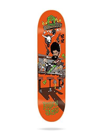 Sk8mafia Kellen James Fun 8.0Tavole Skateboard, Unisex Adulto, Multicolore, Taglia Unica