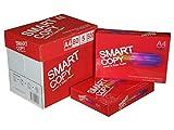 COM-FORT HOUSE | Folios Marca Smart Copy | Caja 500 Folios | DIN A4 y 80 grs | Paquetes para Oficina, Hogar | Folios para Impresoras Láser y de Inyección-Fotocopiadora-Fax | Pack de 10 Paquetes |