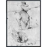 ヒエロニムス・ボス ポスター インテリア グッズ 雑貨 美術 アート 絵画