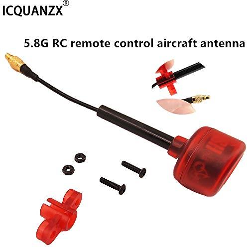 ICQUANZX 5.8G RC Remote Control Racing Through Plane Antenna for Long Rang FPV Racing
