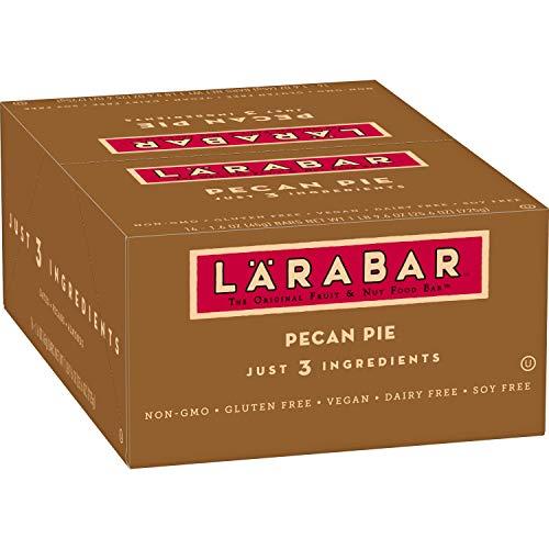 Larabar Fruit & Nut Bar, Pecan Pie, Gluten Free, Vegan, 16 ct, 25.6 oz