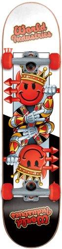 World Industries Suicide devilman Complete schwarz/weiß/rot
