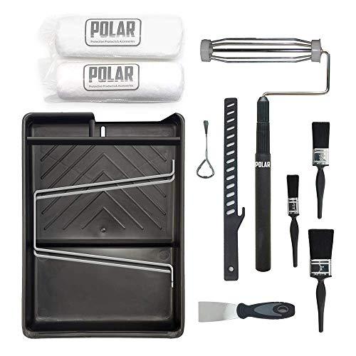 Polar Decorating Paint Roller Kit
