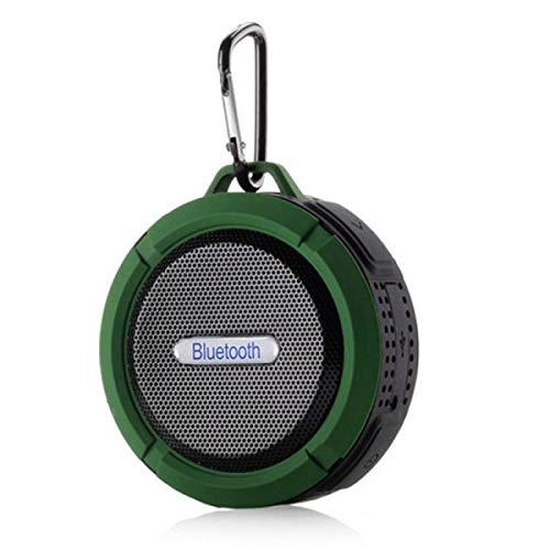 Jasonzhou Altavoz Bluetooth, Altavoz Inalámbrico Bluetooth Portátil con IP65 A Prueba De...