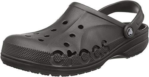 Crocs Unisex-Erwachsene Baya' Clogs, Grau (Graphite), 45/46 EU