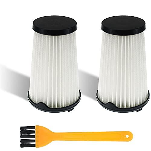 ZDNT Filtro de Repuesto Aspiradoras AEG Ergorapido, Filtro HEPA de Repuesto para Todos los Modelos CX7-2,2 Pcs Filtros Interior para Aspiradoras
