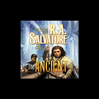 The Ancient audiobook cover art