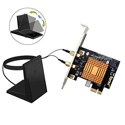 fenvi FV-8802 PCIe x1 802.11a/b/g/n/ac Wi-Fi Adapter