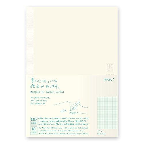 ミドリ ノート MDノート A5 10th ジャーナル罫 15225006
