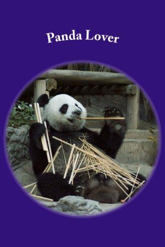 Panda Lover: Writing Journal
